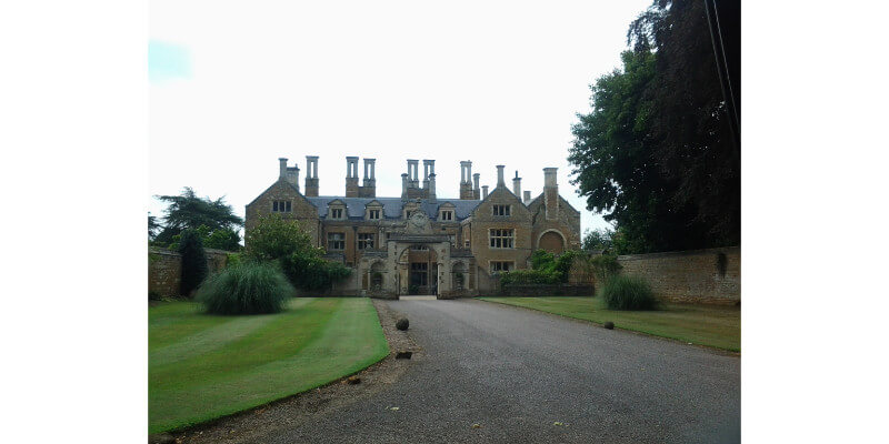 Holdenby Hall